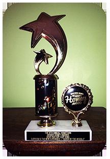 Homey Award