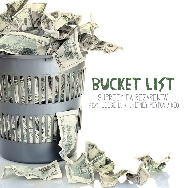 Bucket List - Out Now!